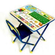 Набір дитячих складних меблів №1