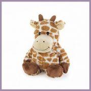 Іграшка-грілка Жирафа