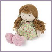 Лялька-грілка Еллі 40 см повністю нагрівається