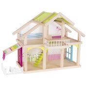 Ляльковий будиночок 2-поверховий Susibelle