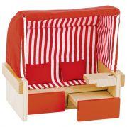 Ляльковий пляжний стілець