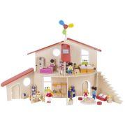 Ляльковий будиночок-конструктор