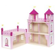 Ляльковий будиночок Замок 2-поверховий
