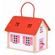 Ляльковий будиночок Дорожній з ручкою