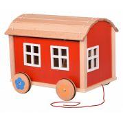 Ляльковий будиночок Візок пілігримів