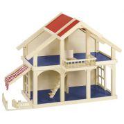 Ляльковий будиночок 2-поверховий