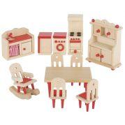 Меблі лялькові для кухні