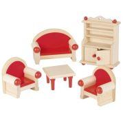 Меблі лялькові для вітальні