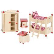 Меблі лялькові для дитячої кімнати