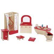 Меблі лялькові для ванної