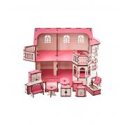 Ігровий набір Ляльковий будинок 57х27х35 см