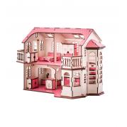 Ігровий набір Ляльковий будинок 57х27х35 см з підсвіткою