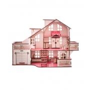 Ігровий набір Ляльковий будинок 57х27х35 см з гаражем