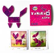 Танграм Серце