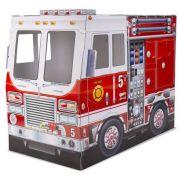 Melissa & Doug Картонна пожежна машина