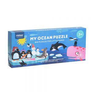 """Пазл-гігант """"Oкеан"""", 28 частин"""