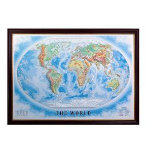 Високооб'ємна панорама з сенсорним ефектом Світ