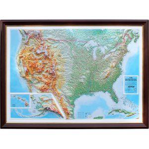 Високооб'ємна панорама з сенсорним ефектом США
