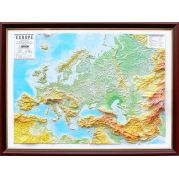 Високооб'ємна панорама з сенсорним ефектом Європа