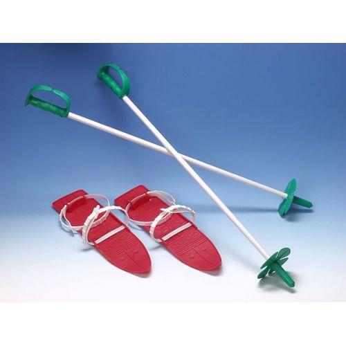Лижі дитячі 40см (лижі+палки) 406f5671e2367